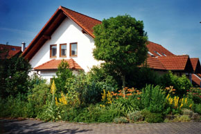 Apartment Holzhofer in Öhringen - edge view