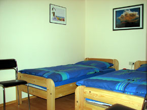 Apartment Holzhofer in Öhringen - bed room